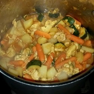 Chicken Vegetable Stew