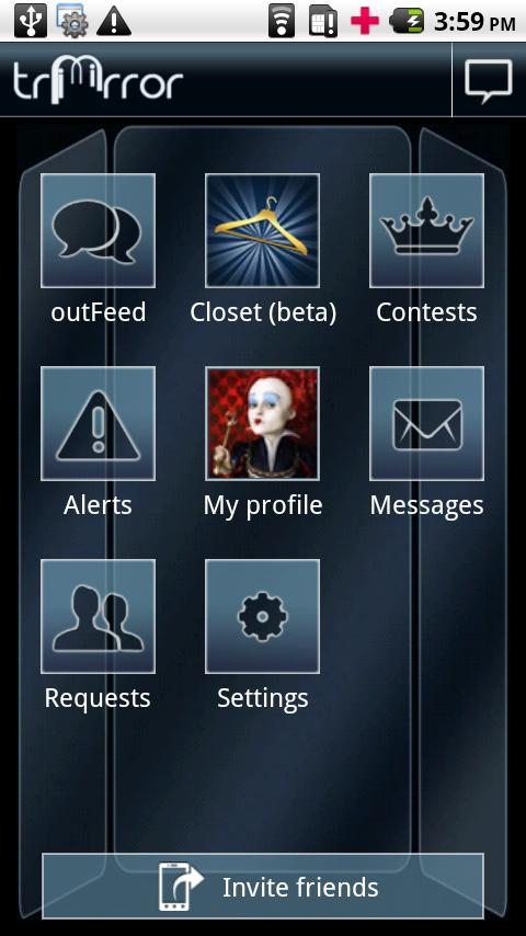 triMirror Fashion Closet - screenshot