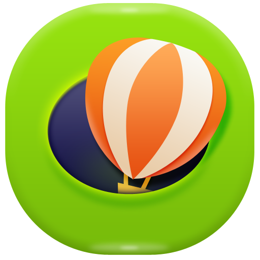 Blink_Turbo EX桌面主題 個人化 LOGO-玩APPs