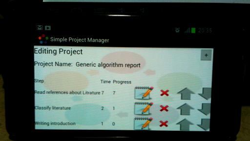 玩商業App|Simple Project Manager免費|APP試玩