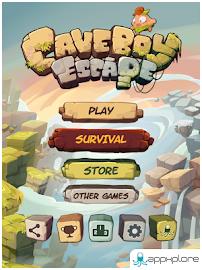 Caveboy Escape Screenshot 19