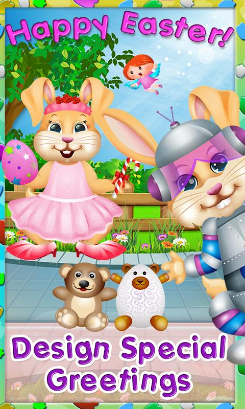 Easter Bunny Dress Up & eCard - Android Apps op Google Play