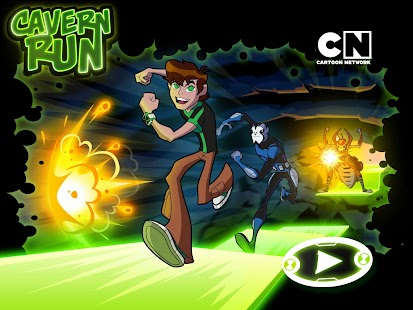 Ben 10 Cavern Run- screenshot thumbnail