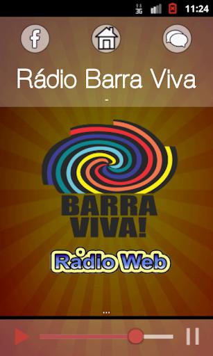Barra Viva Rádio Web