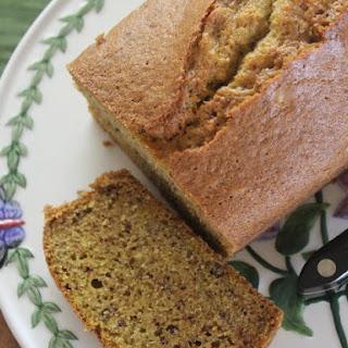 Vanilla Bay Butternut Bread