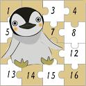 Shin pen puzzle icon