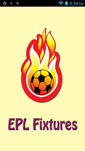 EPL Fixtures 2013-2014