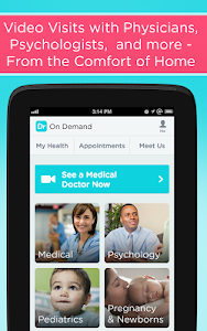 Doctor On Demand: MD & Therapy v3.5