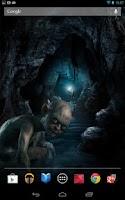 Screenshot of The Hobbit Live Wallpaper