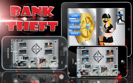 Bank Theft