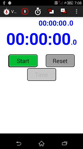 【免費工具App】Voice StopWatch-APP點子