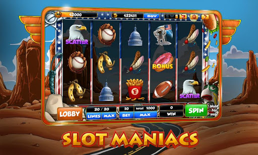 Slot Maniacs World