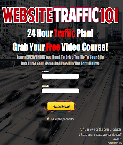 Website Traffic 101