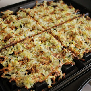 Hash Browns with Summer Squash