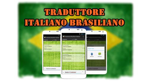 Traduttore Italiano Brasiliano