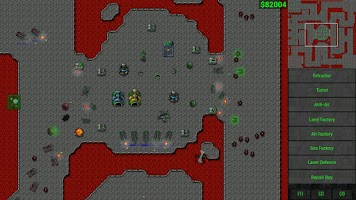 Screenshot of Rusted Warfare - Demo