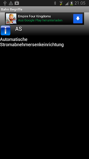 【免費書籍App】Bahn Begriffe-APP點子