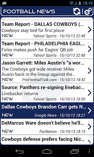 Dallas Football News