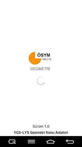 Geometri YGS LYS Konu Anlatım