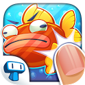 Don't Tap The Glass! - A Very Moody Fish icon