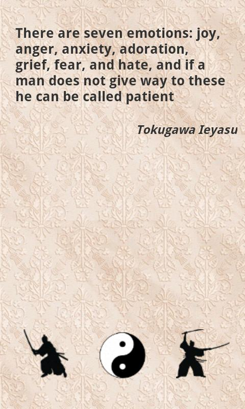 Famous Japanese Quotes About Friendship : Samurai quotes android apps on google play