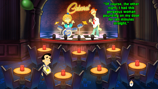 Leisure Suit Larry: Reloaded Screenshot 20