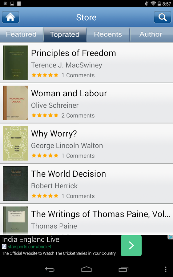 Best books of Essays - Android Apps on Google Play