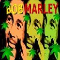 Bob Marley Ganja Weed icon