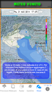 METEO VENETO screenshot 5
