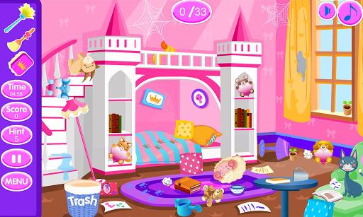 Princess room cleanup 7.0.1 screenshots 15