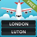 Luton Airport Information icon