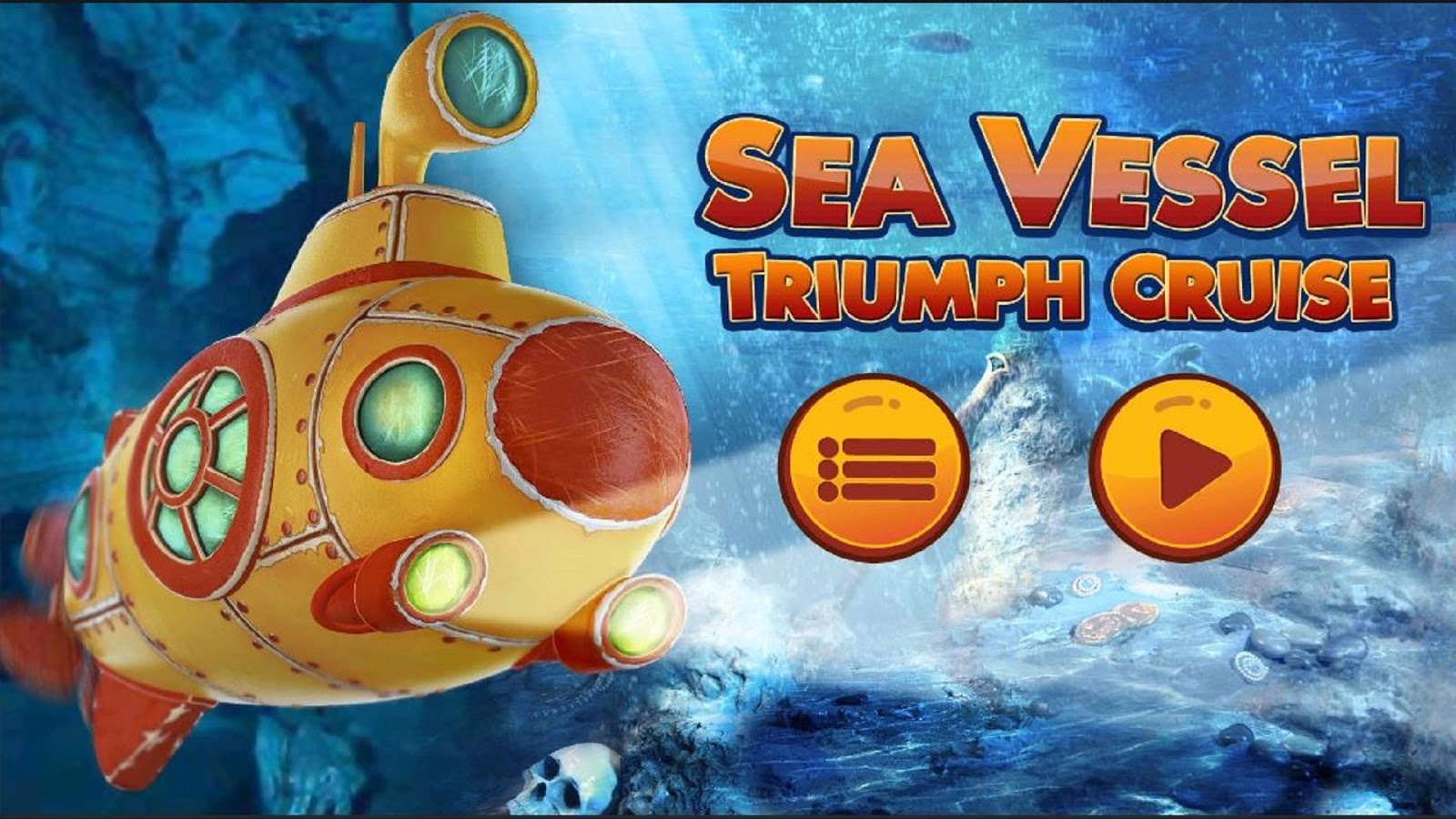 Sea Vessel: Triumph Cruise - screenshot