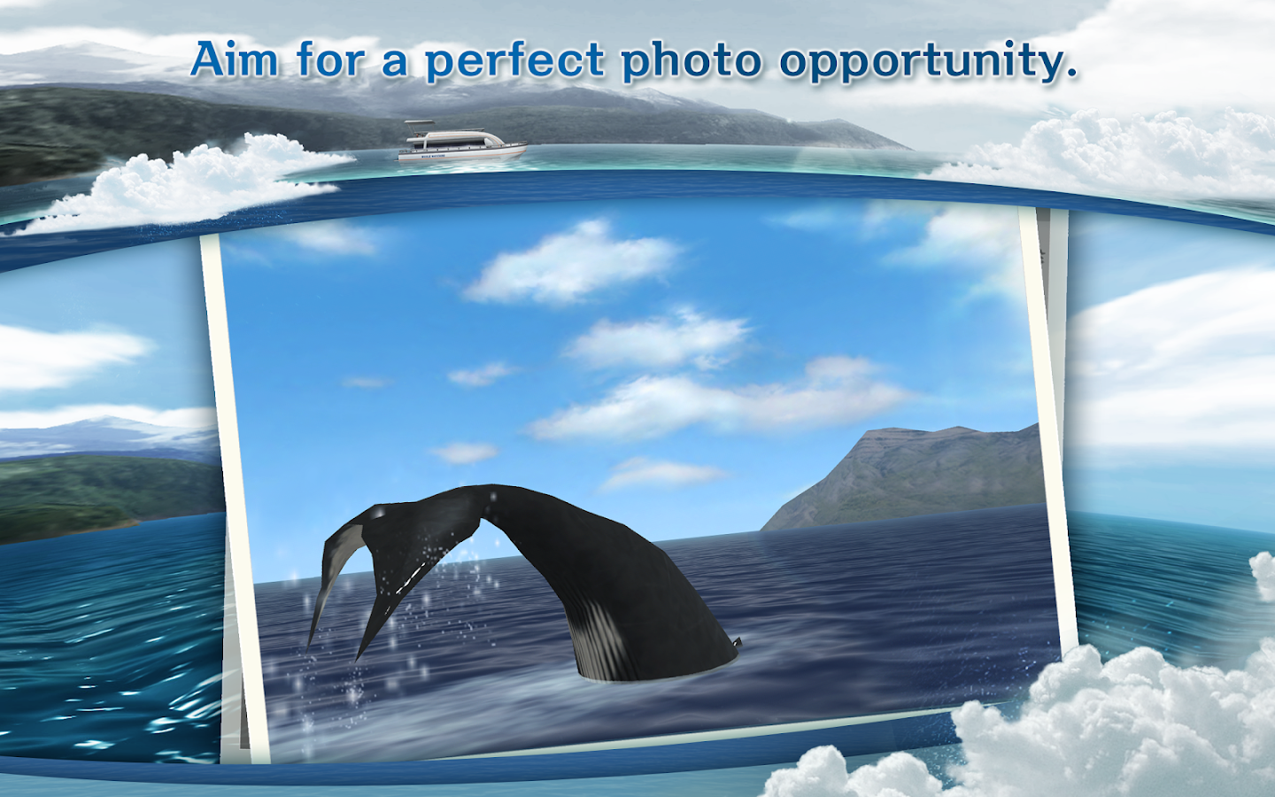 REAL WHALES FREE - screenshot