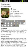 Screenshot of Myco pro - Mushroom Guide