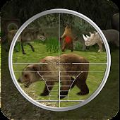 Jungle Hunting Sniper Dino 3D