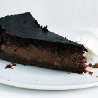 Perugian-Style Chocolate Hazelnut Cheesecake.