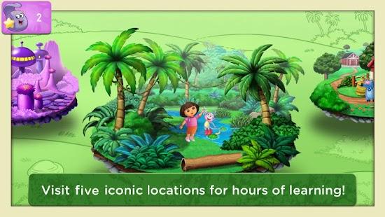Dora's Great Big World HD