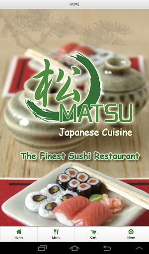 Matsu Sushi Restaurant