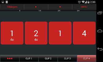 Screenshot of Mobile Beats MB-8008 (beta)