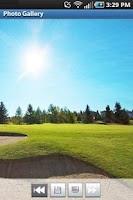 Screenshot of Lewis Estates Golf Course