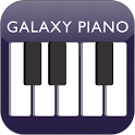 Galaxy Piano-just follow notes icon