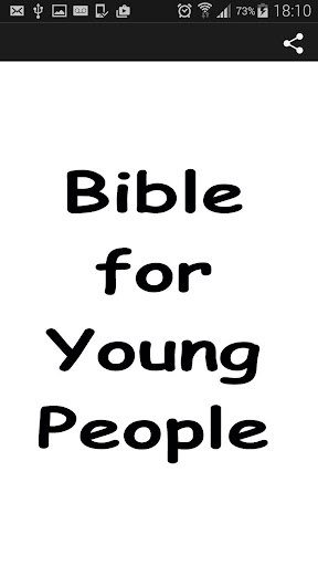 Audio Bible For Young People