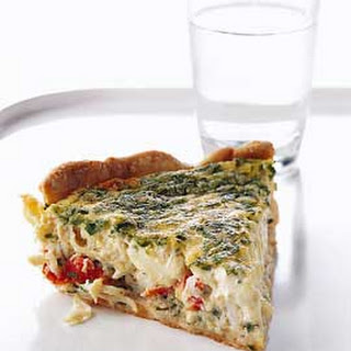 Crab Quiche With Swiss Cheese Recipes.