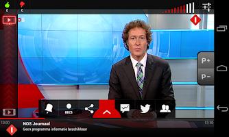 Screenshot of Vodafone Thuis TV