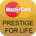 MasterCard Prestige for Life logo