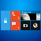 GO Locker Metro HD theme