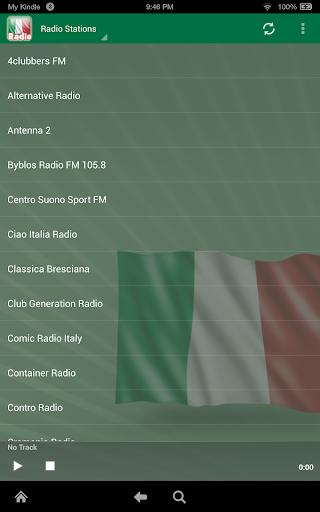 免費音樂App|Italy Radio|阿達玩APP