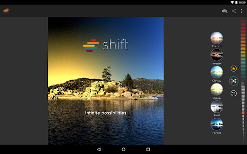 Shift- screenshot thumbnail