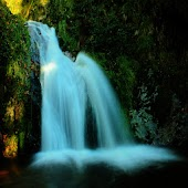 3D Waterfall 099