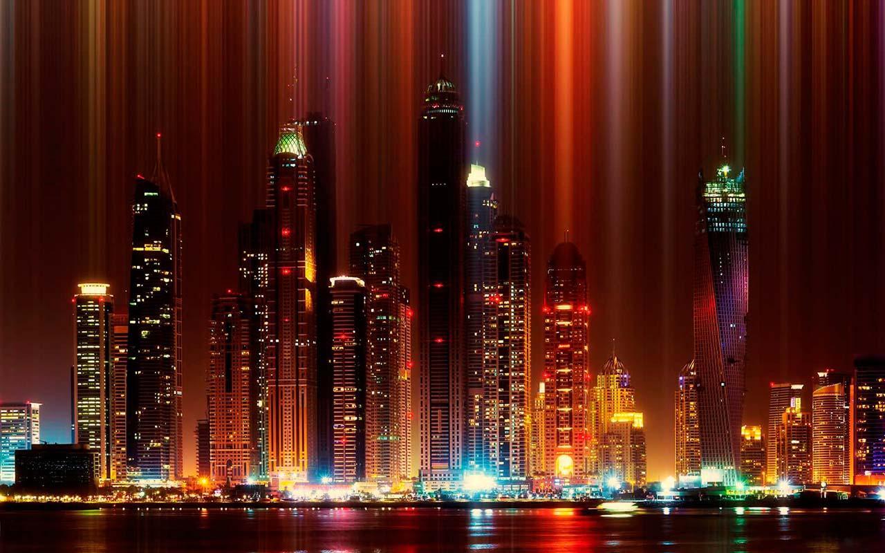 play neon lights